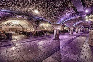 Ivory vaults venue, unusual event in London