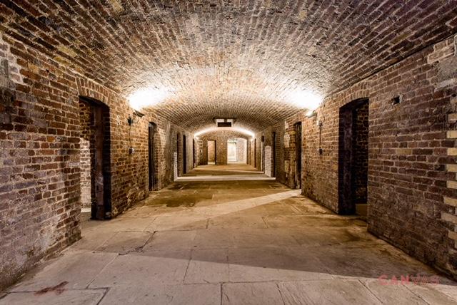 former prison venue, unusual event in London