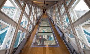 tower bridge venue, unusual event in London